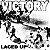 "Victory ""Laced Up"" Vinil 7"" Preto - Imagem 1"