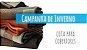 Cota para cobertor da Campanha de Inverno - Imagem 1