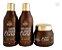 Kit Home Care Banho De Ouro Hair Princess 3 Passos - Imagem 1