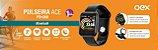 Relogio Smart Watch Sport Pulseira Ace Ps300 Preto - Oex  - Imagem 4