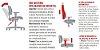 Cadeira Operativa Executiva Backplax - Imagem 5