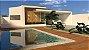 Casa térrea com piscina terreno 12x30 - Imagem 1