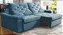 Sofá  retrátil e reclinável 2,50m - Imagem 1