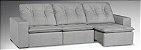 Sofá  retrátil e reclinável 2,90m - Imagem 1