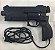 Usado Pistola Virtua Gun Sega Saturn Preto - Sega - Imagem 1