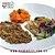 Carne Maluca + Purê de Abóbora + Mix de Vegetais Salteados (350 Gramas) - Imagem 1