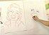 Curso 2. Vídeo Aula 02 - Caricaturas Femininas (entrega via Download) - Imagem 3