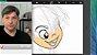 Curso 3. Aula 1 - Esboços em Tablet com Sketchbook (entrega via Download) - Imagem 2