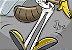 Mosquito Chef de Cozinha colorido (imagem em vetor) - Imagem 3