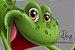 Sapo colorido em 3D (imagem em Photoshop, camadas, PNG sem fundo, Jpeg e Tiff) - Imagem 2