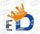Adesivo Estilo DUB menor (OFICIAL) - Imagem 1