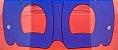 Protetor Facial Infantil - PJ Azul - Imagem 2