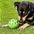 Bola Jw Pet Crackle Ball Cuz Para Cães - Verde - Imagem 2