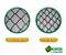 Tela Plástica Galinheiro - Fio 2,00 mm - Malha 5 cm - Altura de 1,0 m - Imagem 5