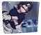 Carteira Porta Cédulas Sasuke Naruto Anime - Imagem 1