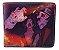 Carteira Porta Cédulas Naruto Sasuke Sharingan - Imagem 3