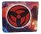 Carteira Porta Cédulas Naruto Sasuke Sharingan - Imagem 1