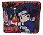 Carteira Porta Cédulas Naruto Sasuke - Imagem 3