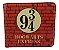 Carteira Porta Cédulas Harry Potter 9 3/4 - Imagem 1