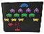 Carteira Porta Cédulas Beware The Invasion - Game Space Invader - Imagem 1