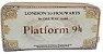 Carteira Porta Cédulas Harry Potter London to Hogwarts - Imagem 1