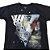 Camiseta Vikings Preta - Imagem 1