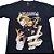 Camiseta Bleach Preta - Imagem 1