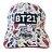Boné BTS BT21 Aba Curva - Imagem 1