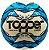 Bola De Campo Topper Slick 2020 Especial Azul - Imagem 1