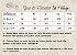 Molde Blusa com Babado no Decote e Punho Gradação nos Tamanhos P ao XGG - Imagem 4