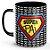 Caneca Personalizada Dia dos Pais - Super Pai (Modelo 2) - Imagem 3