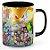 Caneca Personalizada Dragon Ball Super (Modelo 3) - Imagem 2