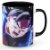 Caneca de Porcelana Dragon Ball Super Goku Instinto Superior - Imagem 2