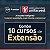 Combo 10 cursos de Extensão - Unifacvest - Imagem 1