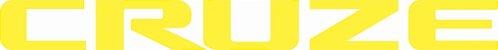 Adesivo Cruze Para Para Brisa 100x10 cm - Imagem 4