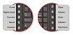 KIT TECLADO MULTIMÍDIA + MOUSE 1600 DPI SEM FIO WIRELESS C3TECH K-W50BK - Imagem 4