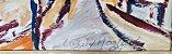 Cosme Martins - Quadro, Pintura Acrílica Sobre Papel Assinada, Emoldurada - Imagem 2
