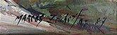 Marcos Zechetto - Pintura Óleo sobre Tela Assinada - Paisagem - Imagem 3