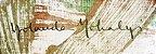 Yolanda Mohalyi - Quadro, Arte, Pintura em Monotipia Original Assinada, 40x30cm, Emoldurada - Imagem 2