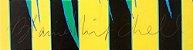 Blaine Mitchell - Arte em Gravura Assinada, Abstrato Geométrico - Imagem 2