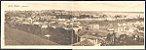 Rio Grande do Sul - Porto Alegre, Panorama numero 2, Cartão Postal Tipográfico Antigo Original - Imagem 1