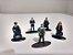 Harry Potter 5 Personagens para Coleção - METAL DIE CAST 4cm - Imagem 1