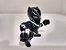 Pantera Negra - Guerra Civil Capitão América - METALS DIE CAST 5cm - Imagem 2