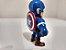 Capitão América - Vingadores - METALS DIE CAST 5cm - Imagem 2