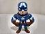 Capitão América - Vingadores - METALS DIE CAST 5cm - Imagem 1