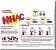 Calcinha Comestível Nhac Eletric sabor Morango - Imagem 2