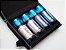 Kit Blue Glitter/Pigmento – Mac - Imagem 2