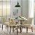 Capa para Cadeira de Malha Estampada Primavera Tamanho Único - Adomes - Imagem 2