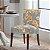 Capa para Cadeira de Malha Estampada Campestre Tamanho Único - Adomes - Imagem 1