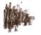 Benecos - Lápis para Sobrancelha Natutal - Brown - Imagem 2